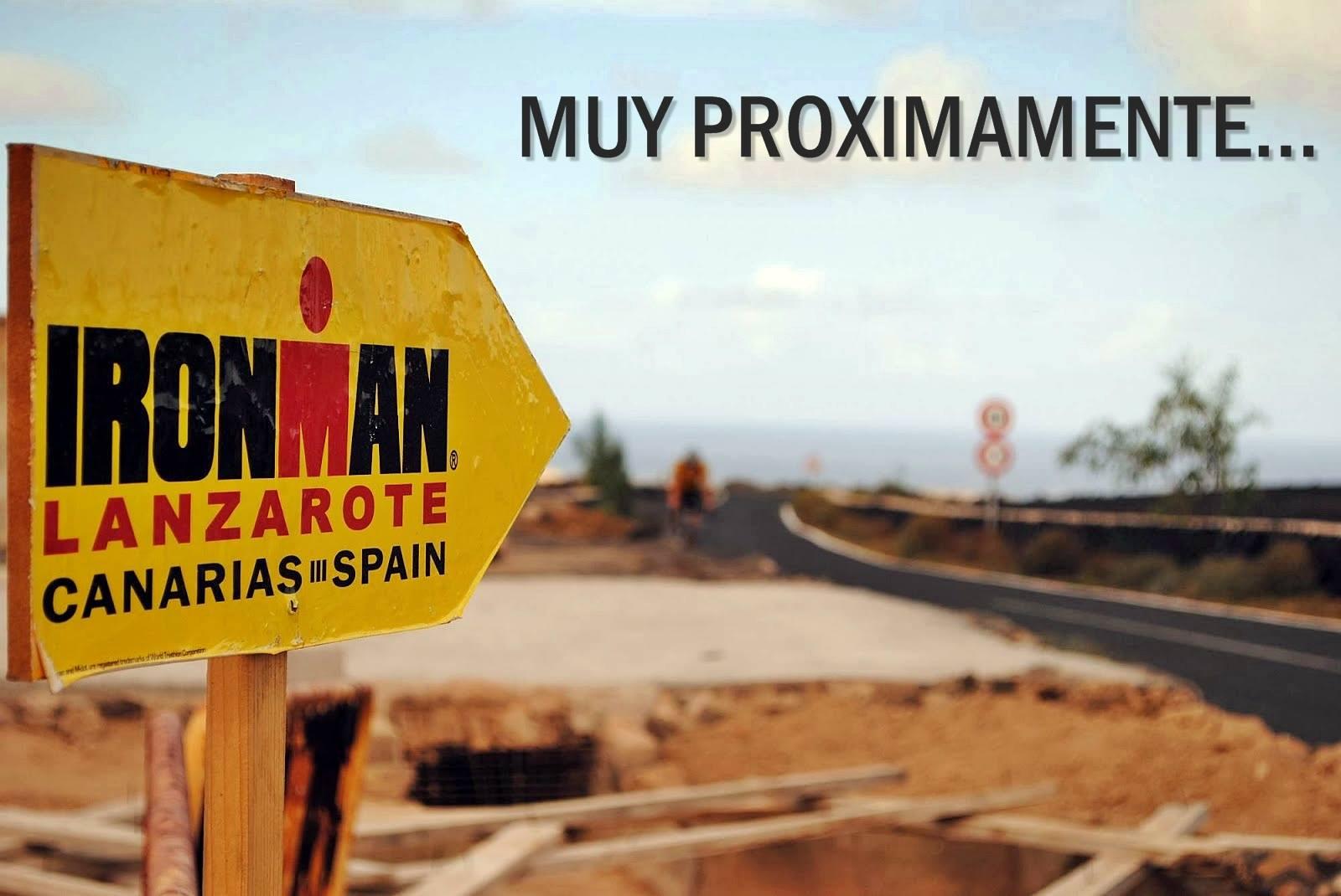 Ironman de Lanzarote ´16: Viaja con nosotros a una experiencia única.