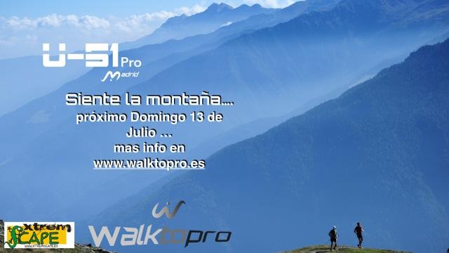 Actividad Trail Running en Navacerrada